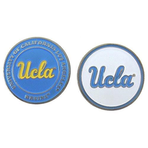 UCLA Bruins帽子クリップとゴルフボールマーカー