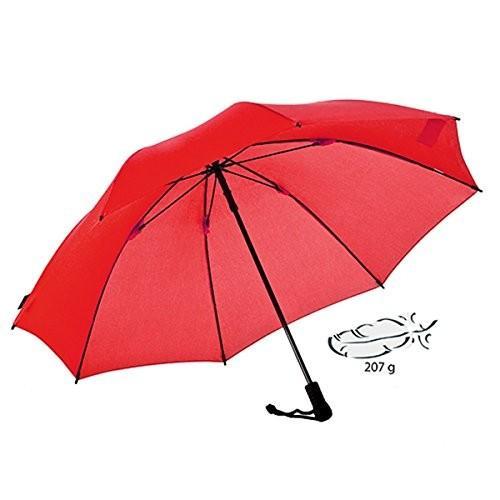 Euroschirm Swing Liteflex Umbrella レッド