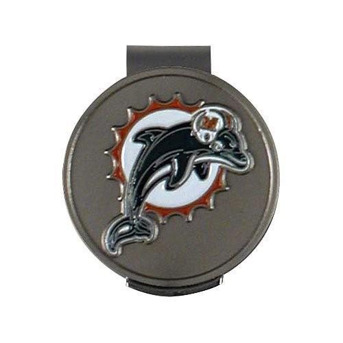 NFL Dolphins ハットクリップ&ボールマーカー