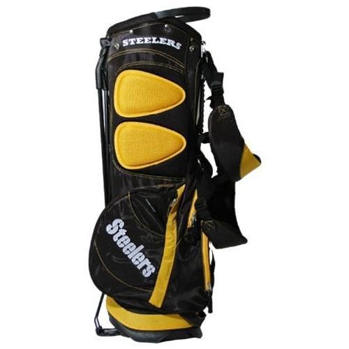 華麗 Team Stand Golf Bag 32428 Pittsburgh Steelers Fairway Fairway Stand Bag, breaks general store:23edeecf --- airmodconsu.dominiotemporario.com