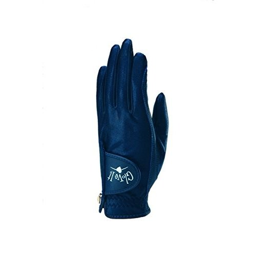 Glove It 2017レディースネイビーゴルフグローブ