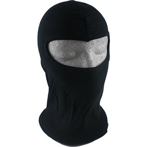 Ninja Stealth Face Ski Mask One Hole Balaclava Hood by XO