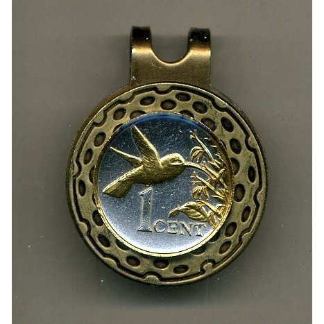 激安商品 Gorgeous 2-Toned Gorgeous Gold on Silver Trinidad & Tobago Hummingbird Tobago Silver - Coin -, CRAFT NAVI:9901c62c --- airmodconsu.dominiotemporario.com