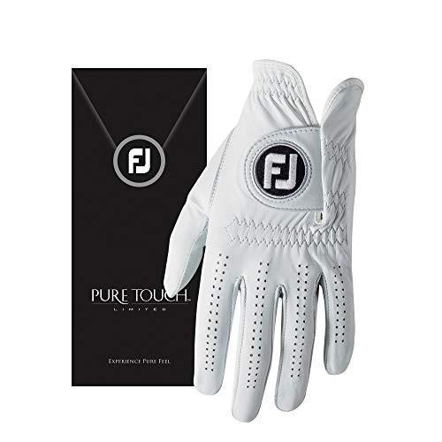 FootJoy ゴルフグローブ Pure Touch 限定版 メンズ 左手にフィット S Medium/Large