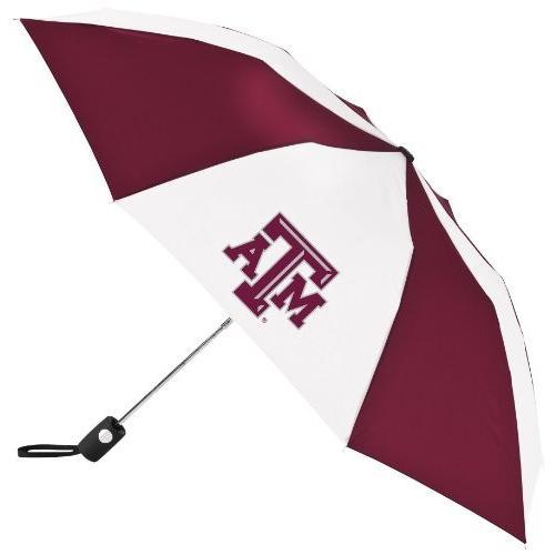 NCAAテキサスA & M Aggies自動折り畳み傘