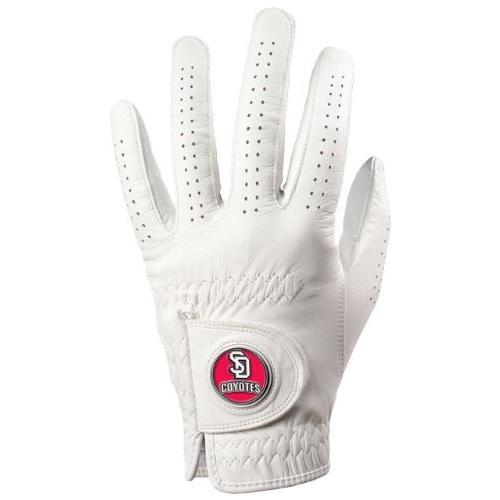 South Dakota Coyotes Golf Glove & Ball Marker***Left Hand***X Large