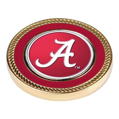 NCAAアラバマCrimson Tide***Challenge Coin / 2ボールマーカー