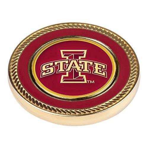 NCAA Iowa State Cyclones***Challenge Coin / 2ボールマーカー