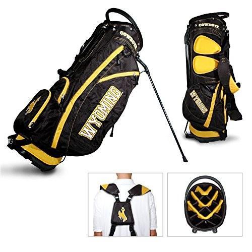 ワイオミング州NCAAフェアウェイウッドゴルフスタンドバッグ