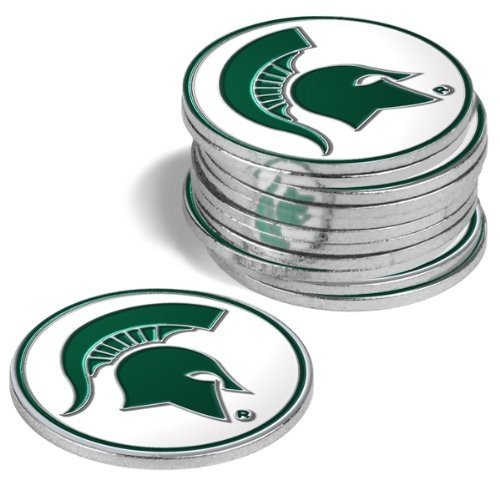 Michigan State Spartans Golf Ball Markers ( 4*Pack )
