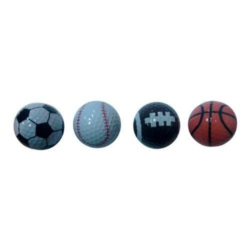 スポーツゴルフボール4*Pak