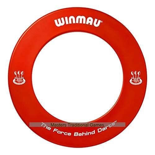 Winmau one-piece Dartboard surround (赤)