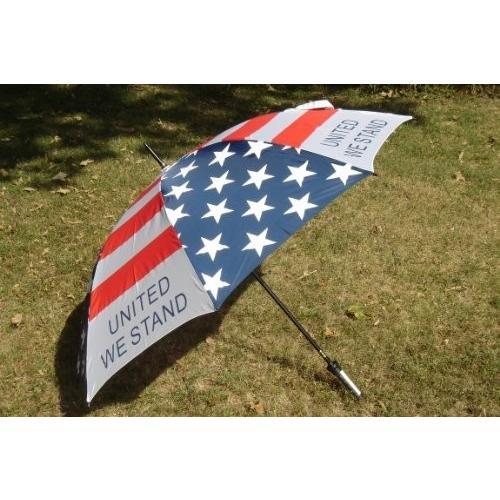 "USA American Flag Golf Umbrella 60*"""