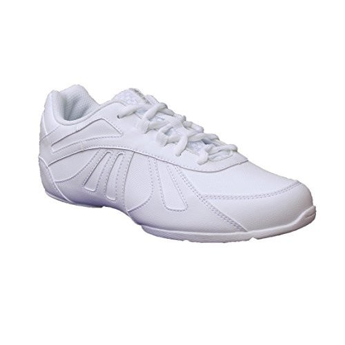 (Size 14, 白い) - Kaepa Women's TouchUp Cheer Shoe
