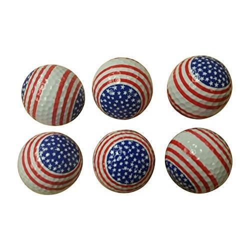Patrioticゴルフボール( 6パック)