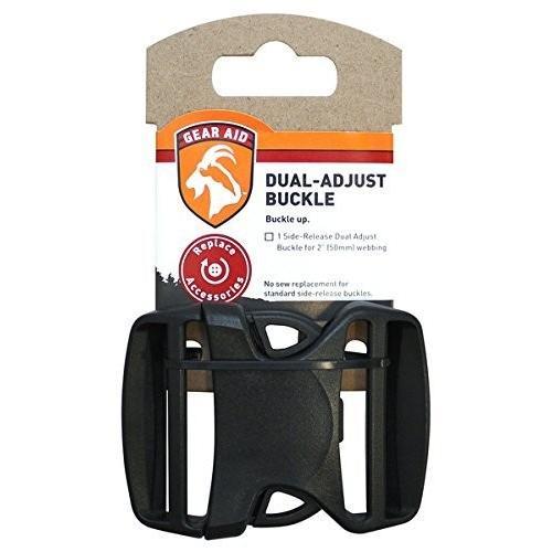 Gear Aid Dual Adjust Buckle Kit, 2 Inch