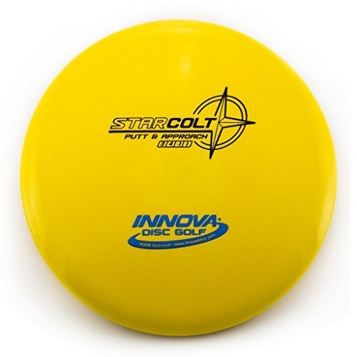 Innova Star Colt Putt & Approach Golf Disc [Colours May Vary]