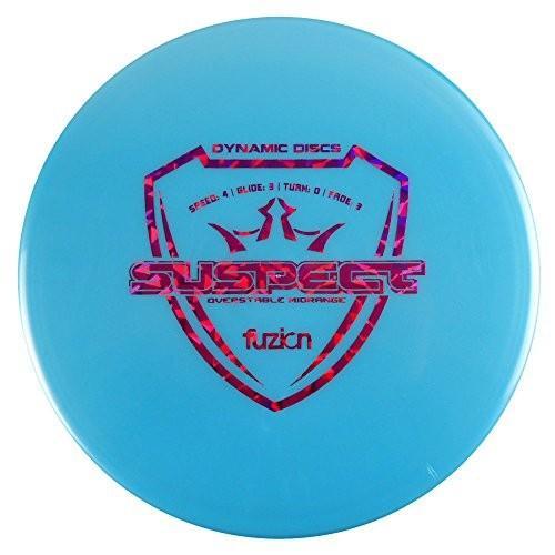 人気を誇る ダイナミックDiscs Fuzion ] SuspectミッドレンジGolf Disc [ Colors May Vary Disc Vary ], 野球狂の店センナリスポーツ:b27ee848 --- airmodconsu.dominiotemporario.com
