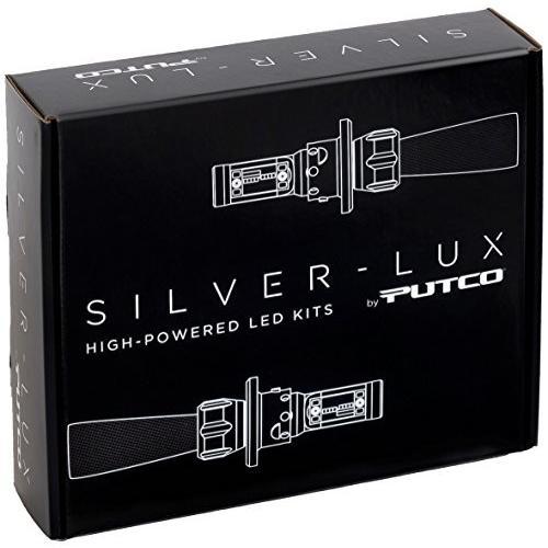 Putco 280007 H7 銀-Lux LED 4000 Lumens Bulb Kit