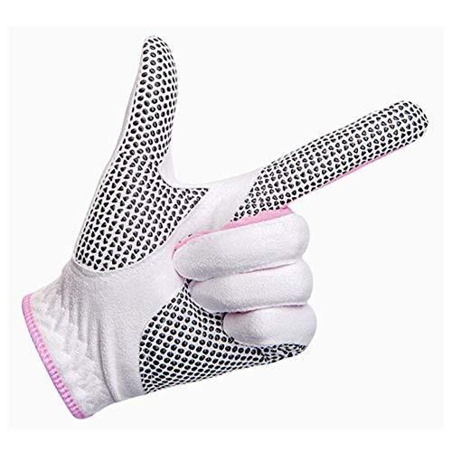 1ペア女性長いのゴルフ手袋ノンスリップ耐汚れgloves-03