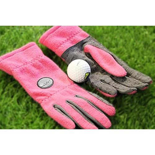 1ペア女性ゴルフの手袋ノンスリップ耐汚れgloves-a