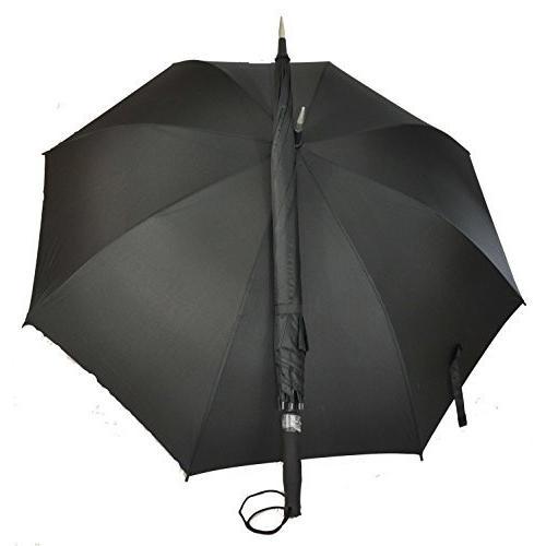 Le mod*le standard Indestructible parapluie canne poign*e droite D*fense