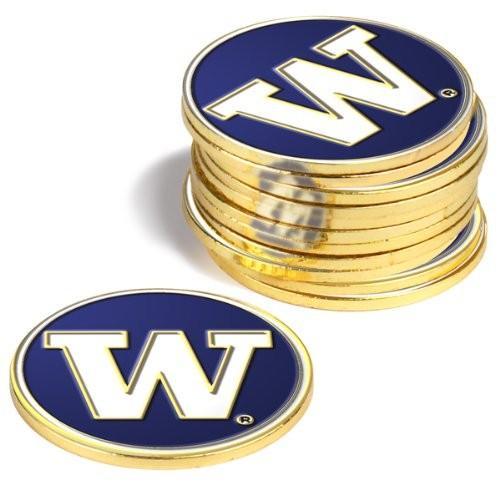 NCAA Washington Huskies***12パックボールマーカー