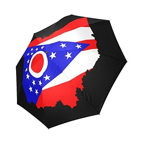 Ohio State Flag Umbrella APPAREL