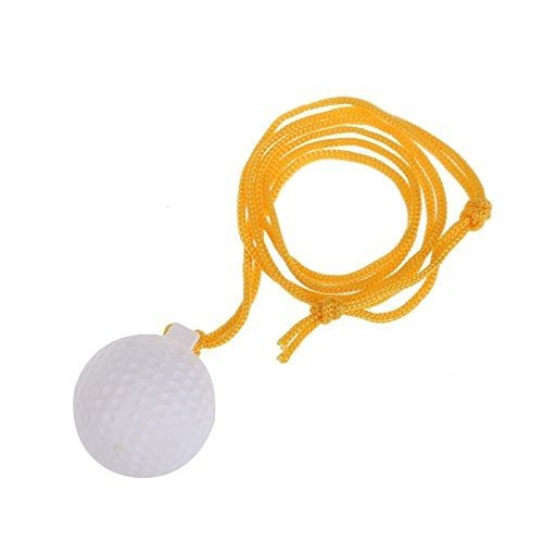awakingdemiゴルフソリッドスイングトレーナーボールゴルフSwinger練習with文字列新しい