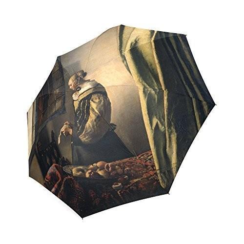 Johannes Vermeer Paintings Umbrella APPAREL