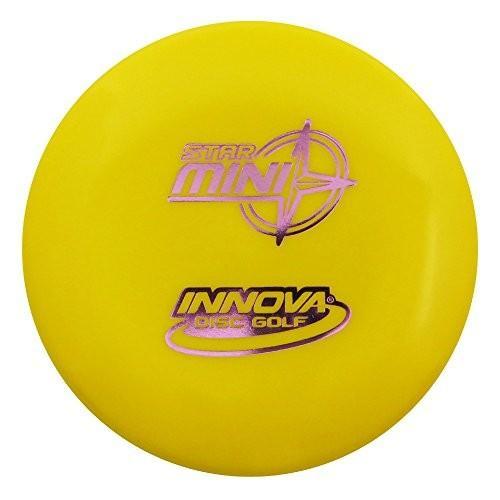 (黄) - Innova Star Disc Golf Mini Marker Disc