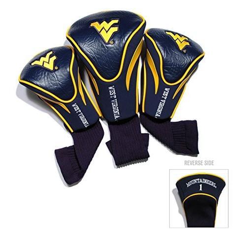 West Virginia University Contour Sock (3*Pack) x12