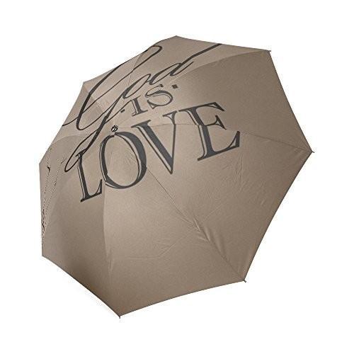 クリスマス/感謝祭ギフトBible Verses God Is Love 1*John 4*: 16*esv-傘