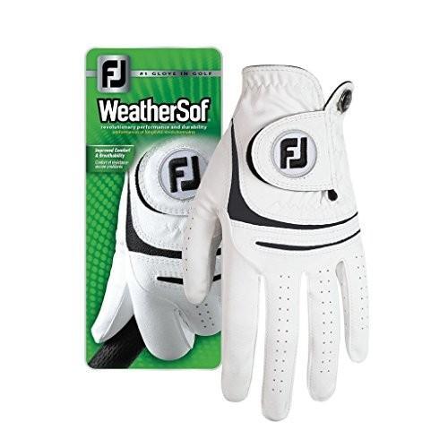 ( 6パック)新しいFootjoyレディースゴルフグローブMedium / Large Fits Left Hand