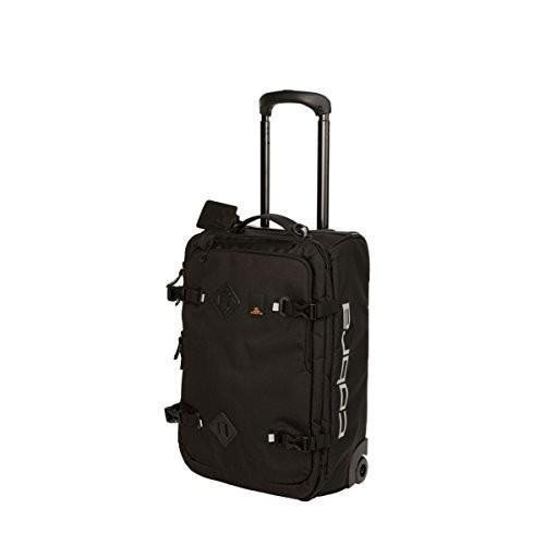 Cobra Golf 2017 Rolling Carry On Travel Bag (黒, 50cm x 23cm x 13.5)