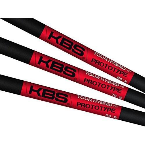 NEW KBS Tour Hybrid Prototype 85 Stiff + Flex Graphite Shaft .370