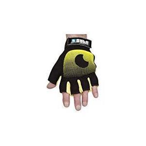 バイトフィールドホッケーLeft Hand Knuckle Glove Fluoイエロー