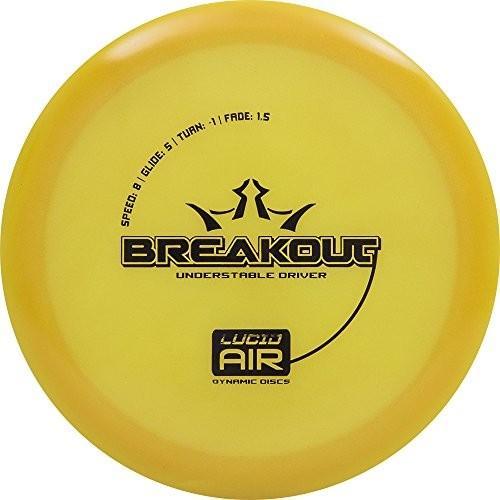 大特価!! (145-159g) - Dynamic Discs Lucid AIR AIR Discs Breakout Fairway Lucid Driver Golf Disc, ヤマゾエムラ:a6d844ee --- airmodconsu.dominiotemporario.com