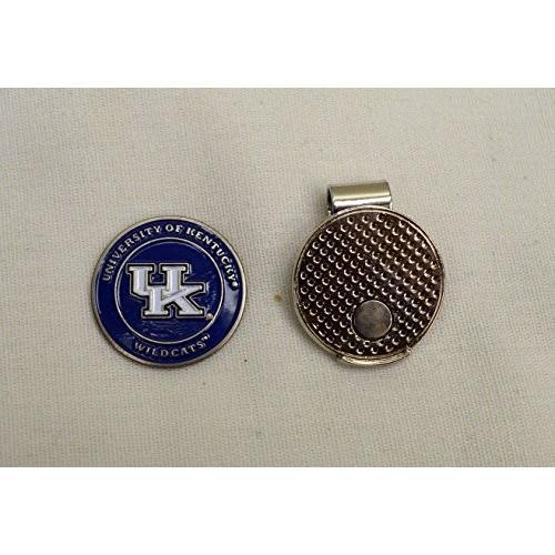 【ファッション通販】 NCAA大学ケンタッキー州のゴルフボールマーカーwith磁気帽子クリップ, アップルミント:30f5c9a5 --- airmodconsu.dominiotemporario.com