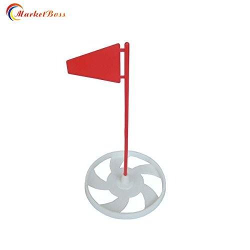 MarketBoss Backyard Putting 緑 Cup Golf Target Flag Golf Practise