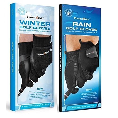 選ぶなら 2*Pairs新しいPowerbilt雨と冬ゴルフグローブメンズサイズ特大サイズXL, 足柄上郡:54cf4615 --- airmodconsu.dominiotemporario.com