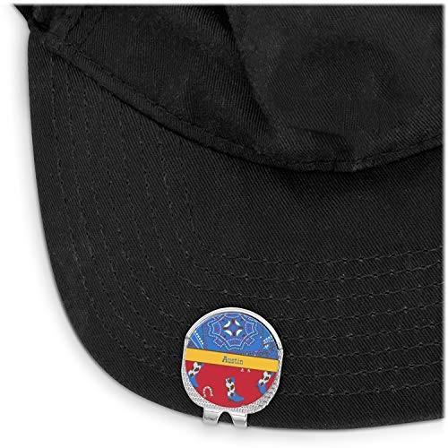 カウボーイゴルフボールマーカー***帽子クリップ