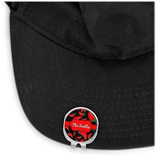 【在庫限り】 Chili Peppersゴルフボールマーカー***帽子クリップ, 福の佳品屋 44d4efba