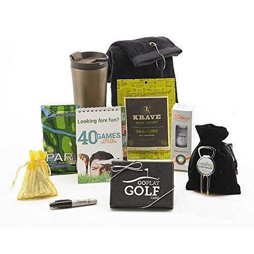 『4年保証』 Go Play Golf and Essentials iii-50ギフトバスケットfor Men Golf Men and Women, ネットコスメ:95e2a673 --- airmodconsu.dominiotemporario.com