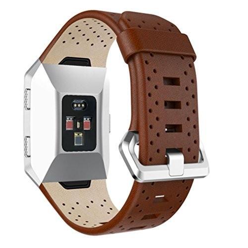 【楽天スーパーセール】 Fitbit Ionic帯、Liu Nian Fitbit Perforatedレザーアクセサリーバンドブレスレットクイックリリースバンドfor Nian Fitbit Fitbit, 手芸のらんでぃ:f27db381 --- airmodconsu.dominiotemporario.com