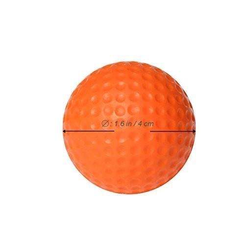 WINOMO 6個ソフト柔軟な練習ゴルフボールPU