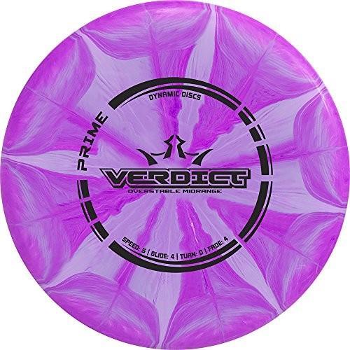 【今日の超目玉】 ダイナミックDiscs PrimeバーストVerdictミッドレンジGolf Vary Disc [ Colors [ May Vary May ], ハコネマチ:32166272 --- secure32btc.xyz