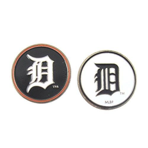 Detroit Tigersゴルフボールマーカー両面