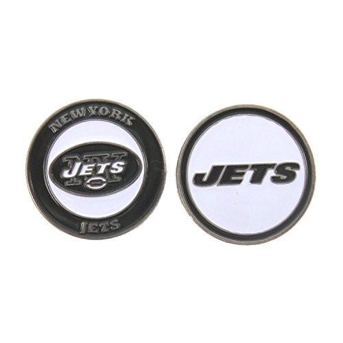 New York Jetsゴルフボールマーカー両面