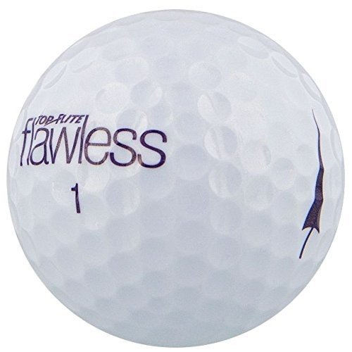 top-flite Flawless PearlescentホワイトGolf Balls***12*Count Designed for Women